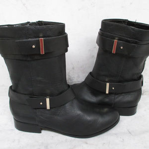 Ann Taylor size 7 leather boots